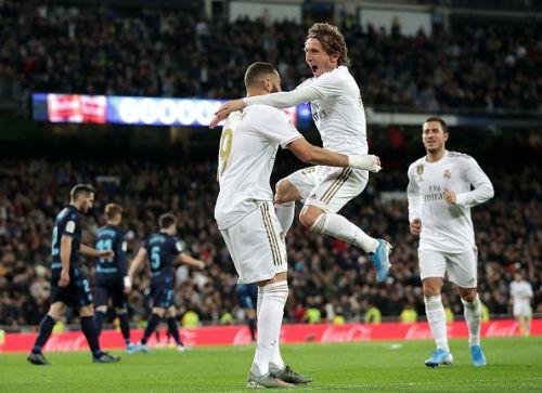 Laliga 2019 2020 Real Madrid 3 1 Real Sociedad 3 Talking Points