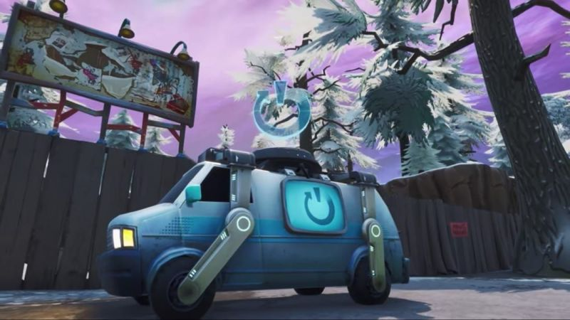 Image result for reboot van fortnite