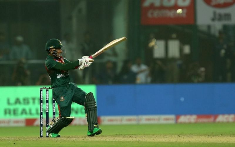 Mushfiqur Rahim produced a match-winning half-century