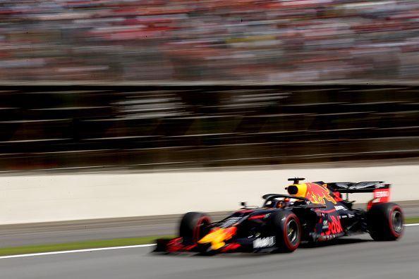Max Verstappen finally tasted victory at Interlagos in 2019.