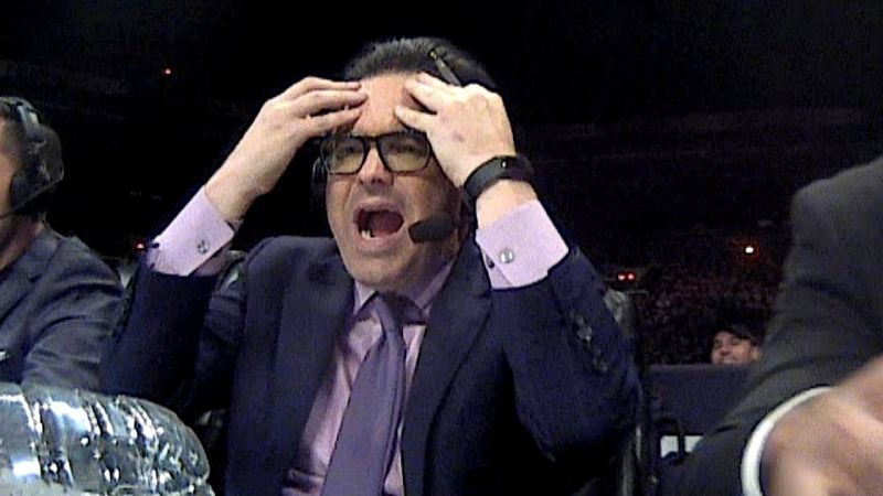 Mauro Ranallo was called out by Corey Graves earlier this week