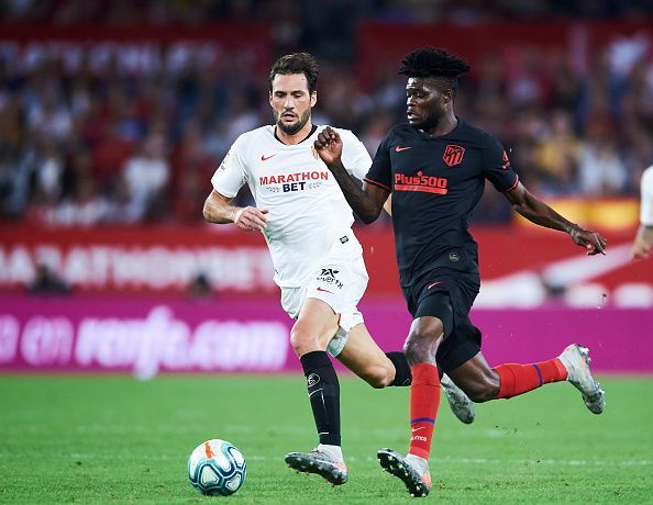 Thomas Partey has established himself as one of the best defensive midfielders in the world