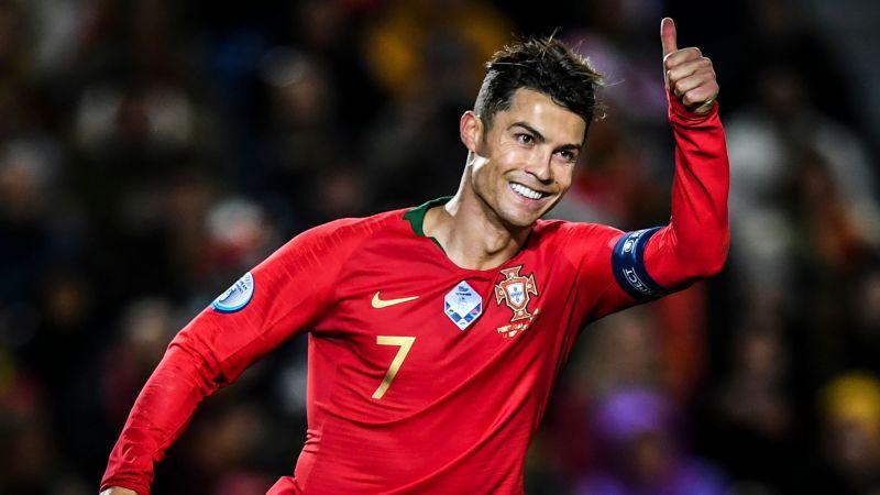 Cristiano Ronaldo lead defending champions Portugal to Euro 2020