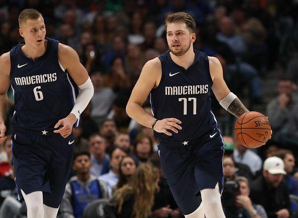 The Mavericks will look to get back to winning ways