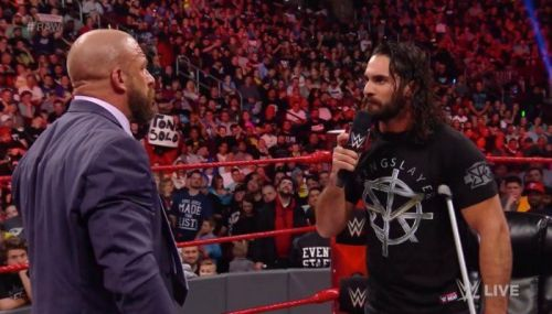 Will Seth Rollins betray RAW?