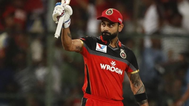 Who will partner Kohli in IPL 2019 ?