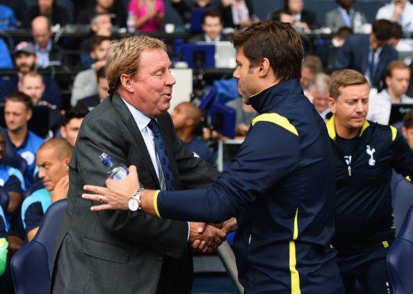 Tottenham Hotspur v Queens Park Rangers - Premier League