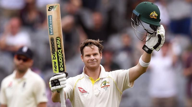 Steve Smith averages a whopping 70.37 as Captain in Tests