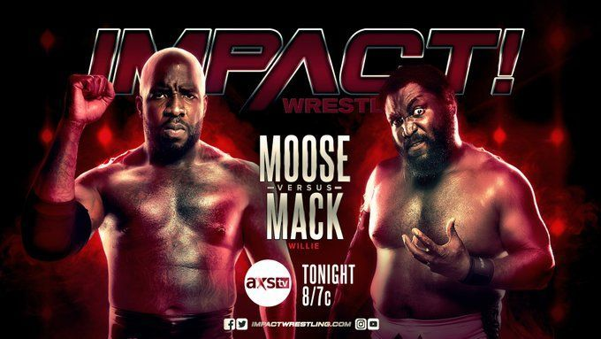 An explosive hoss fight started off another exciting episode of IMPACT