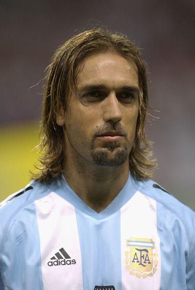 Gabriel Batistuta of Argentina