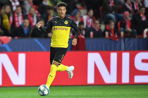 Sancho could have his pick of clubs to move to this summer Solskjaer has made it known that he would like to build a team based on young British talent