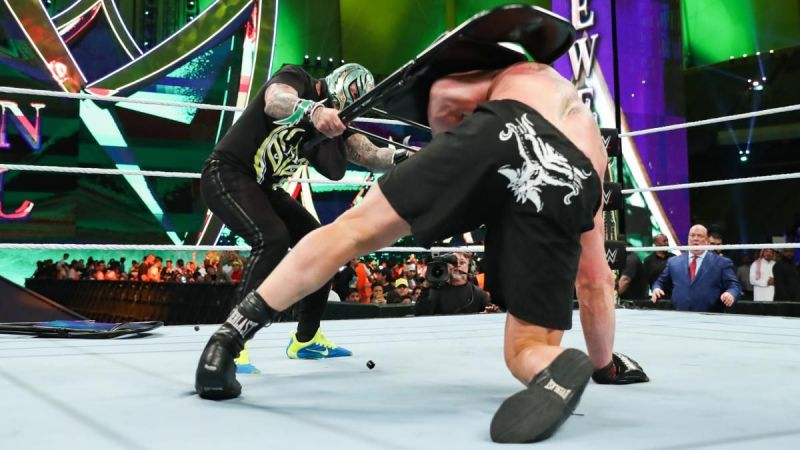 Brock Lesnar will defend the WWE Championship against Rey Mysterio at Survivor Series 2019.