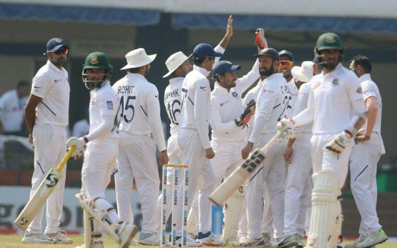 भारतीय टीम ने इंदौर टेस्ट में जबरदस्त जीत हासिल की (Photo: BCCI)