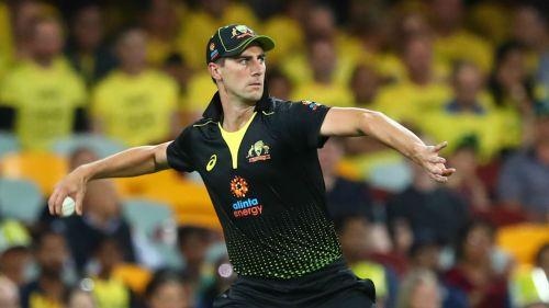 Australia bowler Pat Cummins