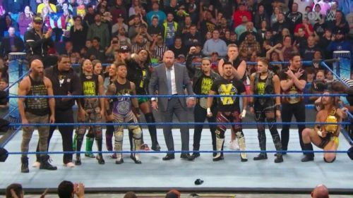 Will NXT come out on top at Survivor Series?