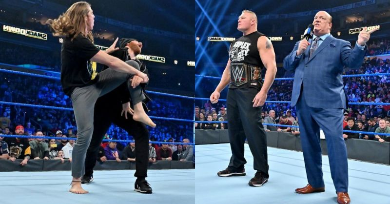 WWE SmackDown Results November 1st, 2019: Winners, Grades, Video Highlights for latest Friday Night SmackDown