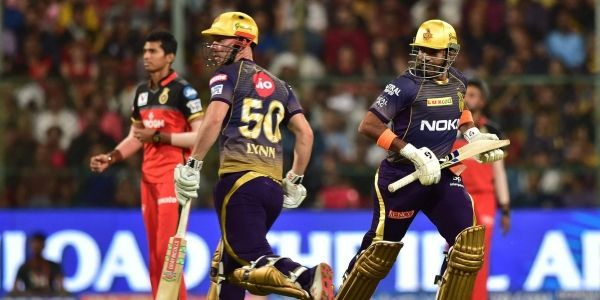 Chris Lynn and Robin Uthappa got released by KKR.