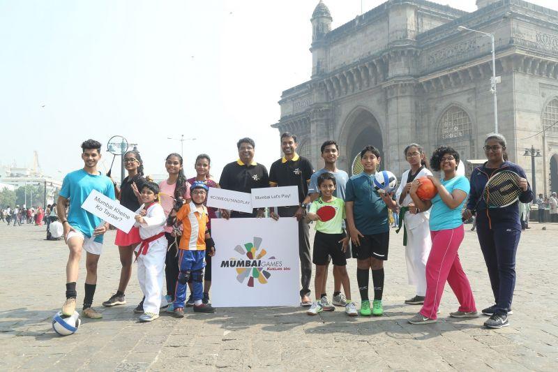 Mr. Jitendra Joshi & Pullela Gopichand with the participants