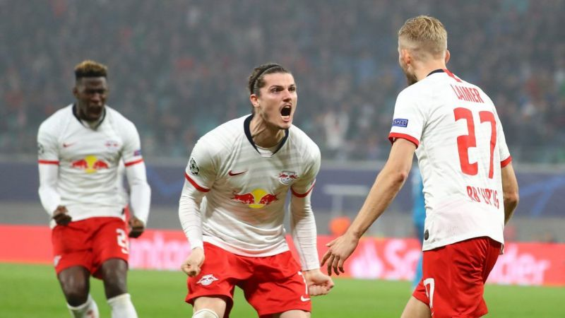 RB Leipzig were one of 5 teams on Matchday 5 to qualify for the Round of 16