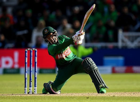 Mushfiqur flogged the Indian bowling attack