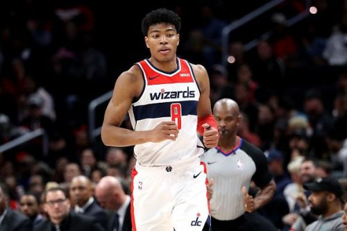 Rui Hachimura put in an excellent offensive performance against the Cavs
