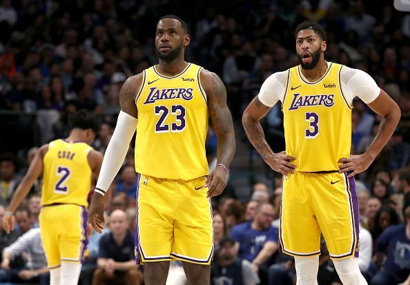 The Los Angeles Lakers have made an impressive start to the 2019-20 season