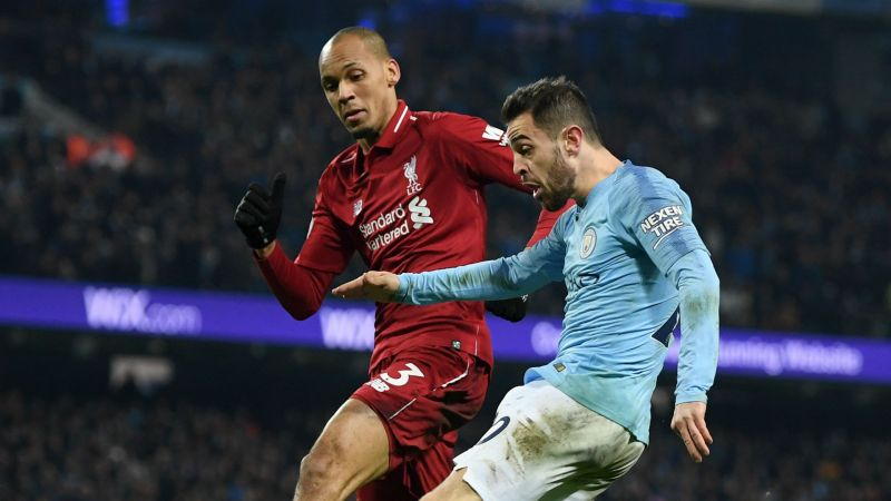 Fabinho and Bernardo Silva - cropped