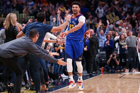 Jamal Murray has impressed for the Nuggets this season