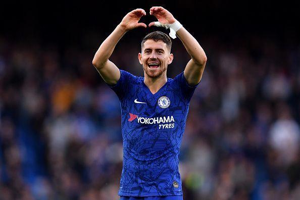 Jorginho has been perhaps Chelsea