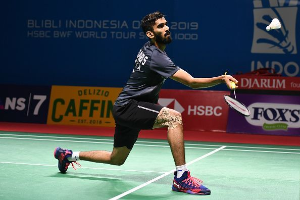Kidambi Srikanth will take on Parupalli Kashyap in the second round