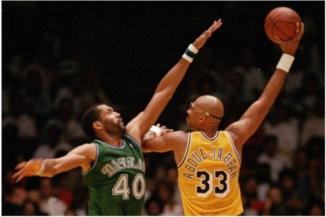 Kareem Adbul-Jabbar had the most unstoppable shot in NBA history