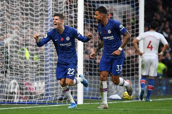 Chelsea FC v Crystal Palace - Premier League