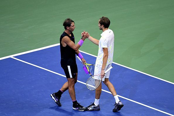 2019 US Open - Nadal and Medvedev were a part of an epic final at this year