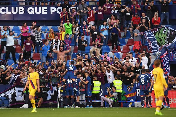 It has been a disappointing start to the season for Barcelona