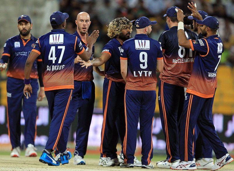 Maratha Arabians are the champions of T10 League 2019