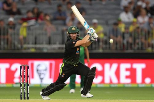 Finch's Australia comfortably won the series