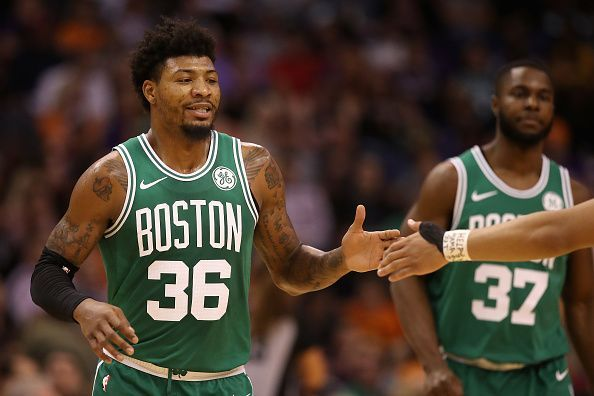 Marcus Smart and the Boston Celtics have made an excellent start to the 2019-20 NBA season