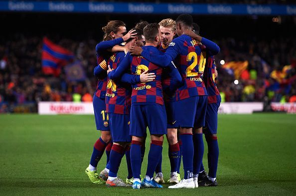 LaLiga 2019-2020: Barcelona 4-1 Celta Vigo: 4 talking ...