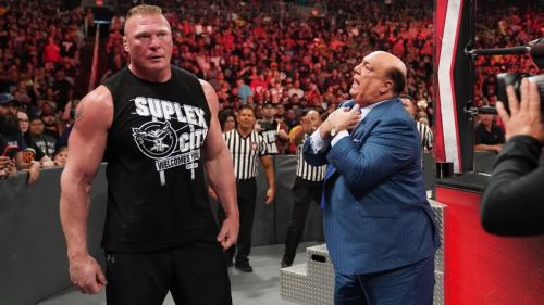 Lesnar has quit SmackDown.