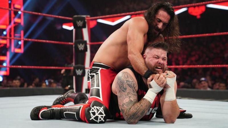 Raw का मेन इवेंट