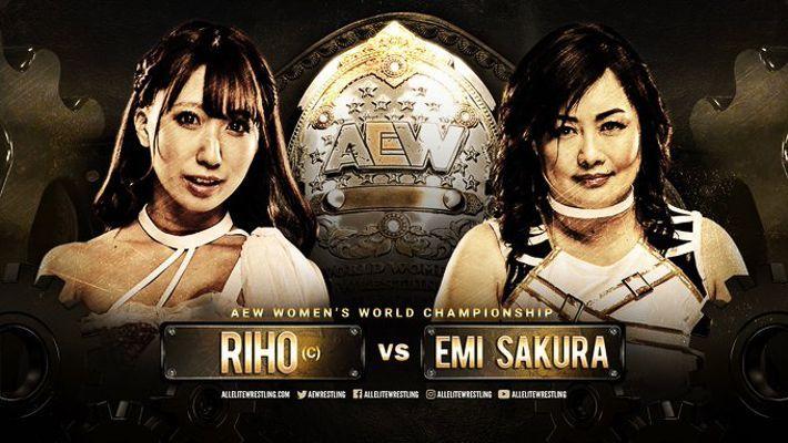 Riho vs Emi Sakura