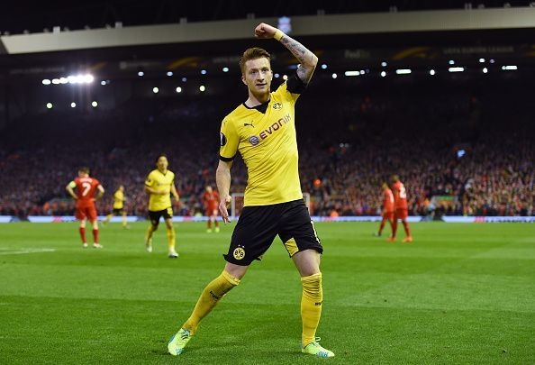 Marco Reus stayed at Dortmund as all those around him left and returned