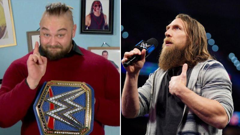 Bray Wyatt will defend his Universal Championship against Daniel Bryan at Survivor Series