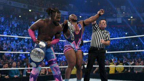 Kofi Kingston has a title again