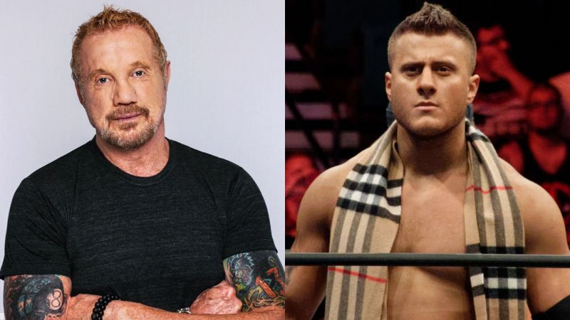 DDP sees big things for MJF!