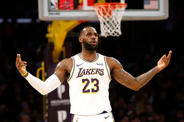 Los Angeles Lakers Vs Atlanta Hawks Match Preview And