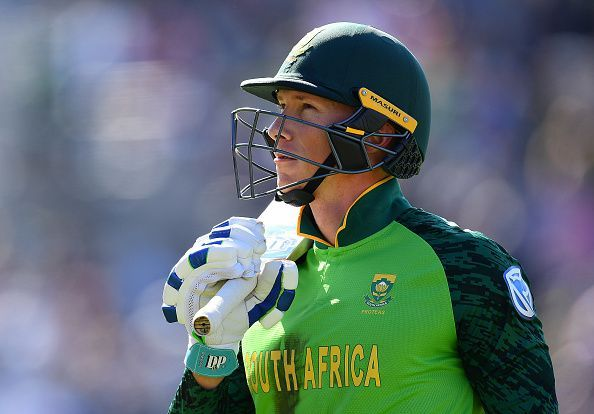 Rassie van der Dussen will make his Test debut for South Africa when they take on England in the Boxing Day Test