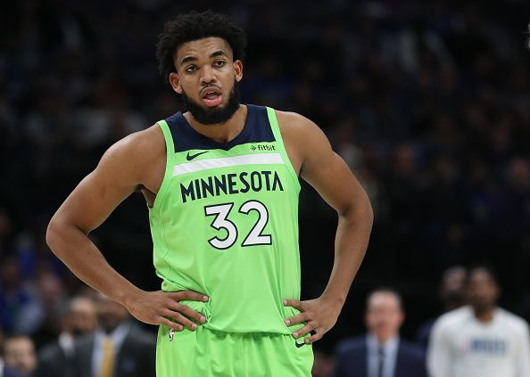 Karl-Anthony Towns is reportedly growing increasingly unhappy with the Timberwolves