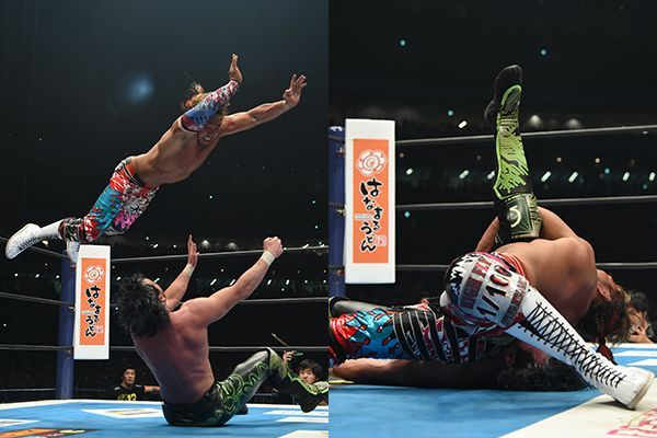 Hiroshi Tanahashi wins the IWGP Heavyweight Title at Wrestle Kingdom 13