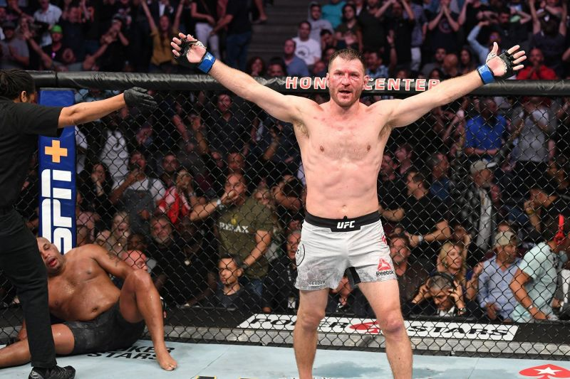 Stipe Miocic is now the UFC Heavyweight champion